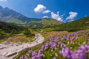 Tatry góry w Polsce