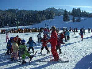 Gdzie na narty z dziećmi